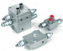 FLUID PRESS MOTOR MOUNTED VALVES