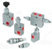 FLUID PRESS RELIEF VALVES